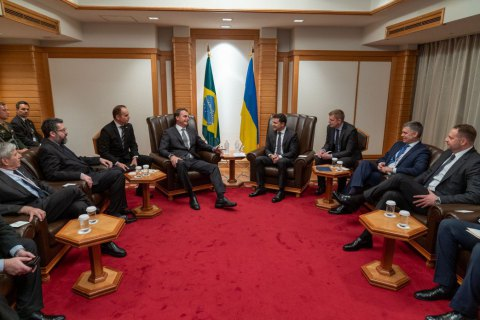 Ukraine offers Brazil to relaunch joint space project