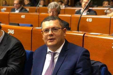 Ukrainian MP elected PACE vice-president