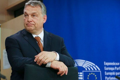 Hungary PM set to block Ukraine's movement to EU, NATO