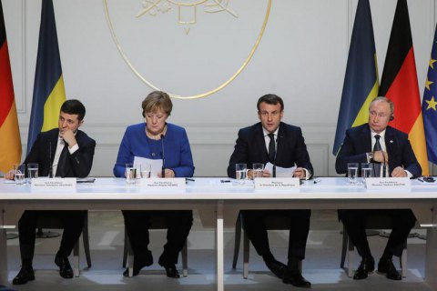 Normandy Four agrees on all-for-all swap, more points of disengagement