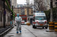 None of suspected Wuhan coronavirus cases confirmed in Ukraine
