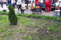 Kharkiv school evacuated because of sprayed gas