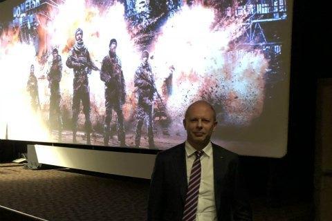 """Cyborgs"" presented in Jerusalem"