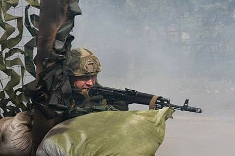 ATO HQ: militants violate ceasefire 22 times