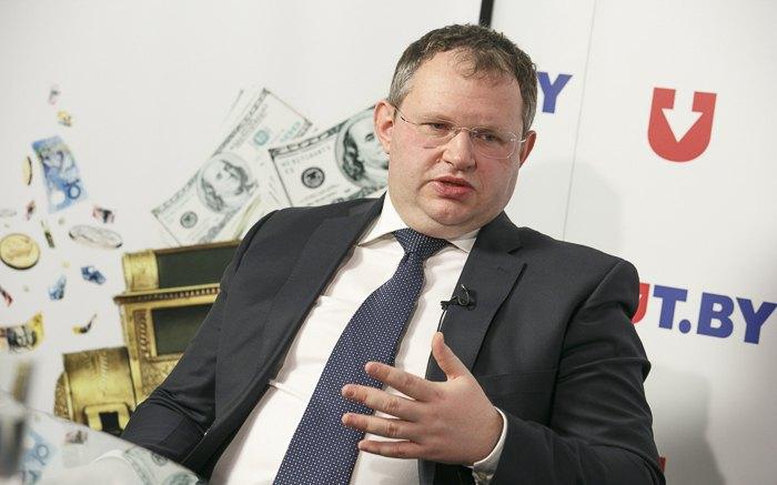 Belarusian Finance Minister Maksim Yermalovich