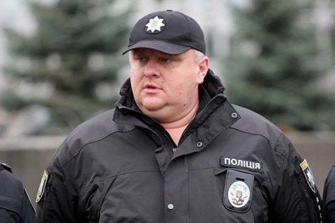 Kyiv police chief diagnosed with coronavirus