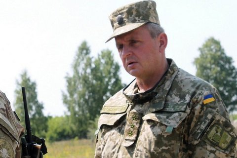 Ukrainian military killed in mine explosion