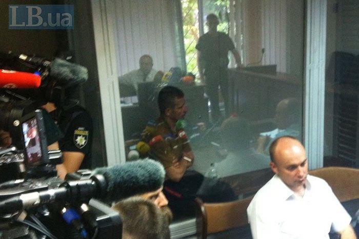 Second suspect Volodymyr Petrovets