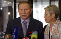 Kuchma stays in Tripartite Contact Group
