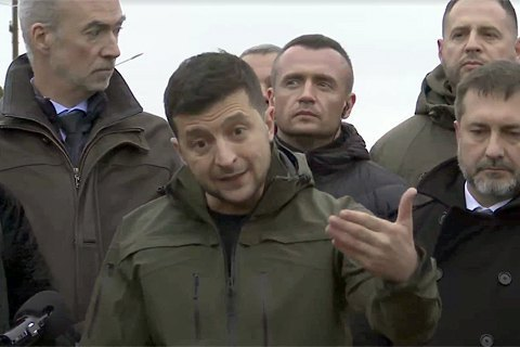 "Zelenskyy expects ""serious ceasefire"" after Normandy summit"