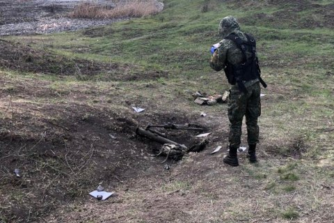 One serviceman killed, eight wounded during exercise in Donbas