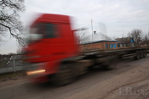 Kyiv to restrict lorries because of air pollution