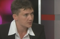 "Ukraine is governed by ""people with non-Ukrainian blood"", says Savchenko"