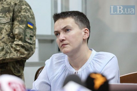 Savchenko waives right to counsel