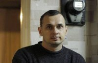 "Oleh Sentsov: ""The end is near. And it's not about release"""