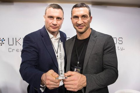Klitschko brothers sue propresidential TV channel