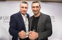 Klitschko brothers sue propresidential TV channel