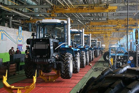 Kharkiv tractor plant changes hands