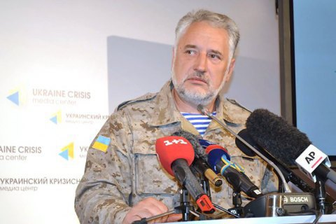 Head of Donetsk oblast administration reports death of two ATO trops