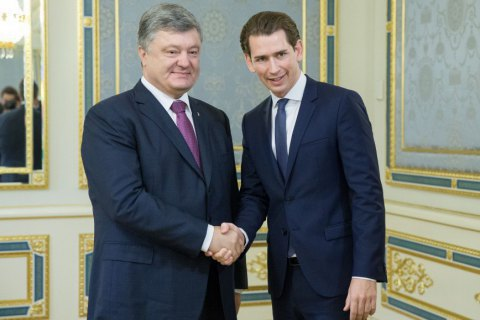 Poroshenko to OSCE: deploy police mission in Donbas