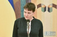Savchenko: Crimea may return to Ukraine after WWIII