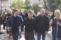 Zelenskyy wants to be inaugurated on 19 May