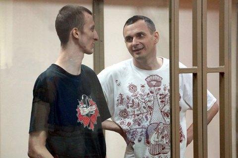Russia denies Ukrainian diplomats access to Sentsov, Kolchenko
