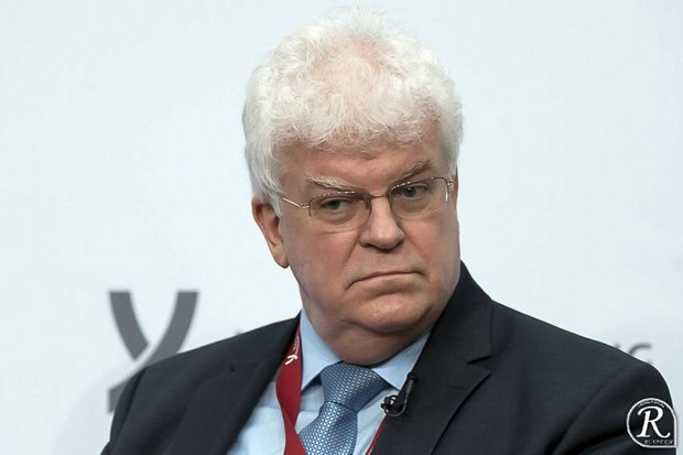 Russia's permanent representative to the European Union, Vladimir Chizhov