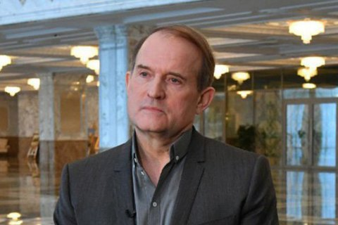 Prosecution opens case against Viktor Medvedchuk
