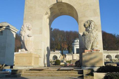 Ukraine protests against depiction of Lviv cemetery on Polish passports