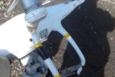 Another enemy drone taken down near Avdiyivka