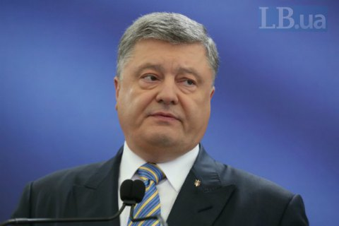 Poroshenko calls on Ukrainians to leave Russian Internet