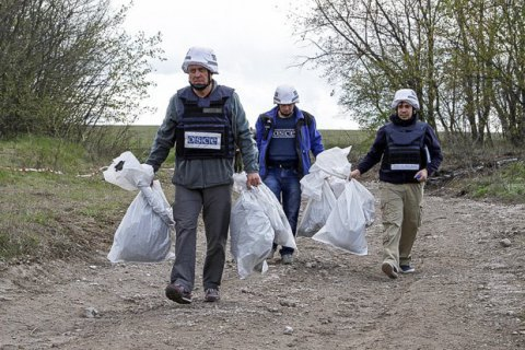 OSCE to increase number of monitors in Donbas