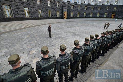 2,500 law enforcers protect order in Kyiv centre amid rallies