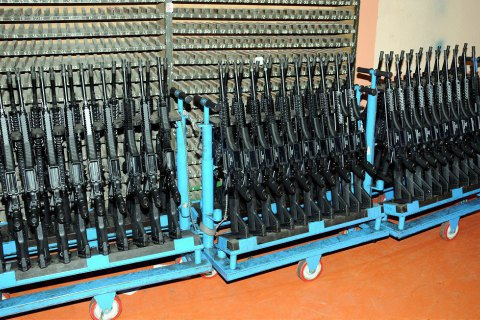 Turkey supplies Ukraine with 2,000 submachine guns