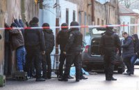 Police officer wounded in Odesa shootout dies