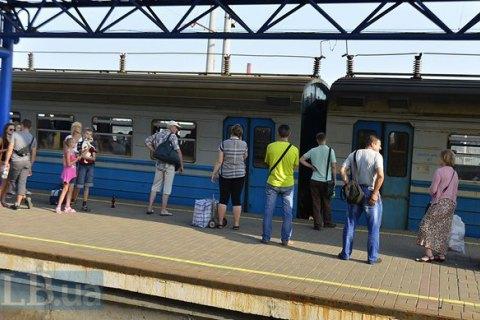 Ukrainian railways backtrack on scrapping suburban trains