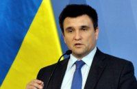 "Klimkin on Putin's Crimea arms idea: ""We will not undermine our position"""