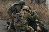 Civilian killed by shooting in Donbas