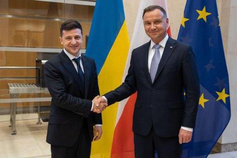 Zelenskyy to meet Duda in Poland on 27 January