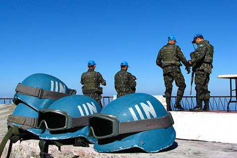 Poroshenko: Over 40 countries ready to take part in Donbas peacekeeping mission