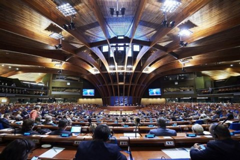 MPs vote in favour of Ukrainian delegation's return to PACE