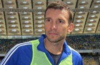 Sheva heads Team Ukraine