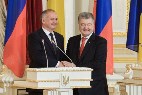 Poroshenko: Putin's visits do not make Crimea Russian
