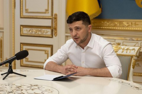 Zelenskyy: Kolomoyskyy to invest in Donbas, though unaware yet