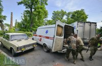 Ukraine reports one servicemen killed, four wounded in east