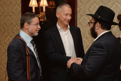 Boris Lozhkin's Jewish Confederation presents new projects