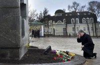 Ukraine president: denying Holodomor should be punishable by law