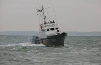 Ukrainian towboat ruptured in Black Sea