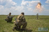 One killed, eight wounded by mortar blast during army drill